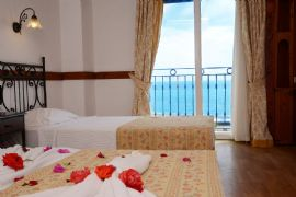 Sevki Bey Hotel Rooms /